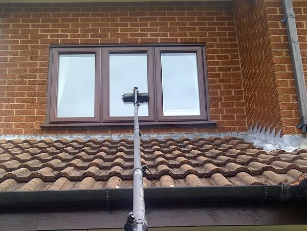 image of newport window cleaning