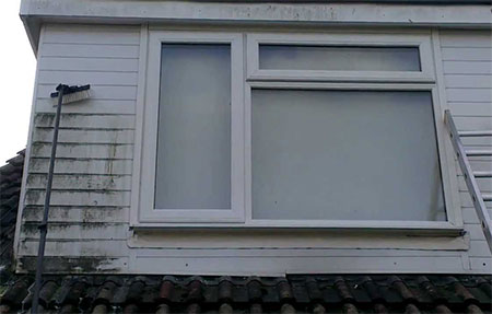 image of upvc cleaning