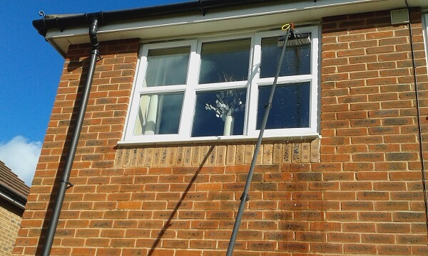 image of window cleaning chelmsford